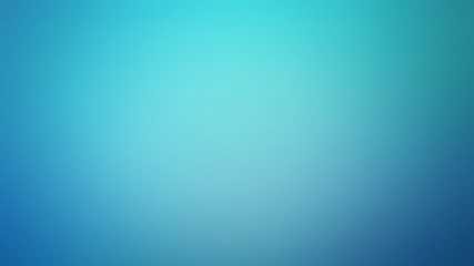 Light Blue Soft Gradient Defocused Blurred Motion Abstract Background