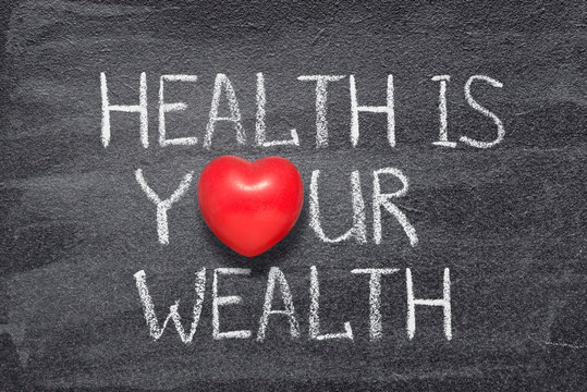 health is your wealth heart