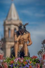 Fototapete - Semana santa de Sevilla, Señor de la humildad y paciencia