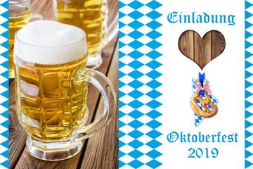 German Invitation to October Festival