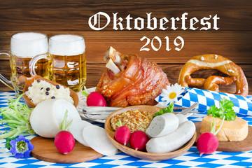 October Festival  Bavarian  Beer and food