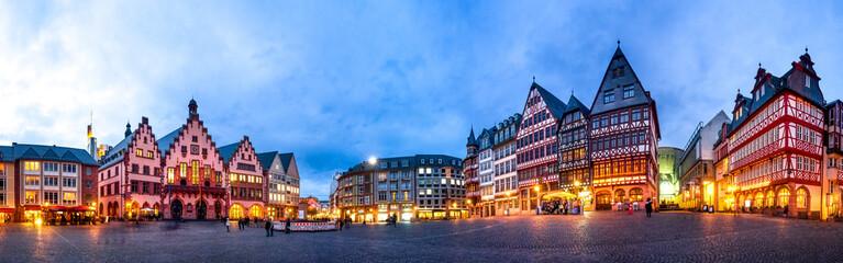 Römer, Frankfurt am Main, Deutschland  Fototapete