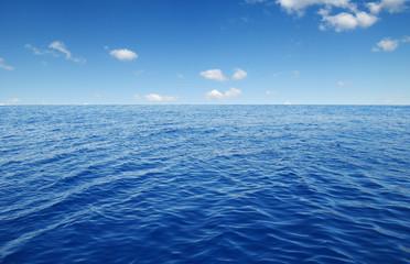 Sea water surface Fotomurais