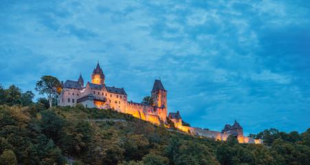 Burg Altena im Sauerland Nordrhein-Westfalen