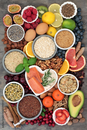 Health food selection with herbal medicine to relieve