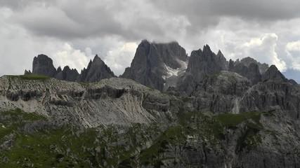 Wall Mural - Cadini Di Misurina. Italian Dolomites in Misurina, Auronzo Di Cadrore. Belluno Province.