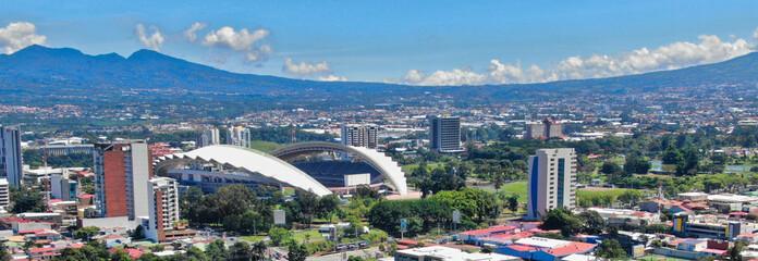 La Sabana Park and Costa Rica National Stadium