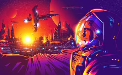 Year 2230 Human Colonization