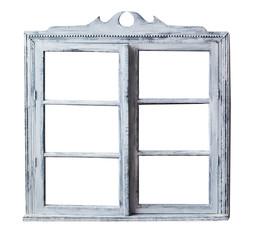 Isolated window frame