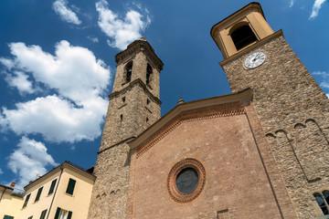 Abbey of San Colombano at Bobbio