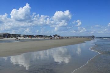 Savannah's beach