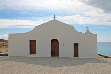 Kapelle, Zakynthos, Griechenland