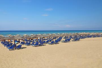 Banana Beach, Zakynthos, Griechenland
