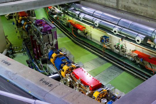 LINear accelerator tunnel of ALBA synchrotron