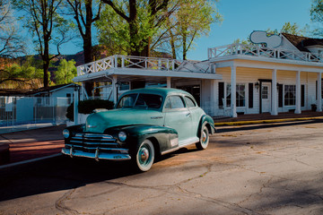 Vintage Car - United States