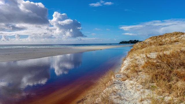 Rarawa beach, Bay of Islands, New Zealand