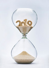 2019 running out of time