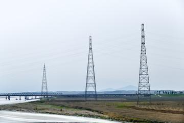 North Korea. Landscape
