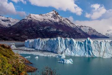 Photo sur Plexiglas Glaciers Perito Moreno glacier