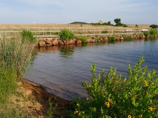 Scenic Lake Elmer Thomas, Comanche County, Oklahoma
