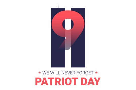 Partiot day USA