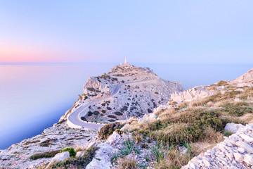 Cap Formentor Majorca Mediterranean Sea Spain
