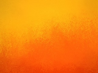 Wall Mural - Yellow and orange background with grunge texture and hot fiery vibrant colors of autumn or fall