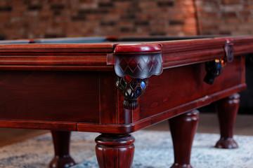 billard tisch