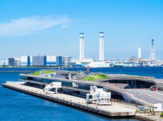 横浜 大さん橋