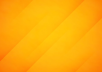 Wall Mural - Abstract orange vector background with stripes, can be used for cover design, poster, advertising