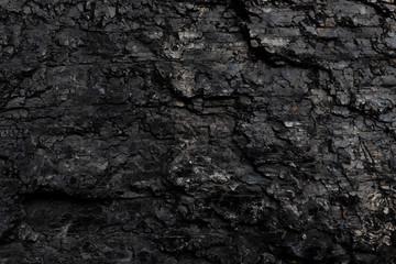 Dark texture of black color.
