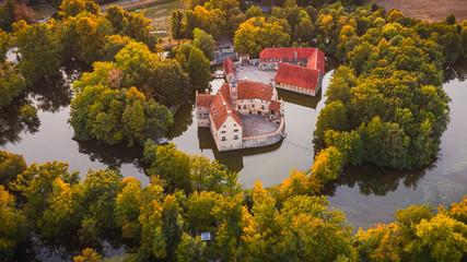Burg Vischering In Lüdinghausen