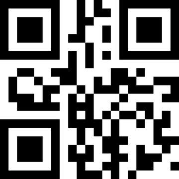qr code icon information scan 2021