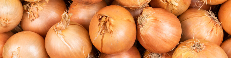 onions in the market