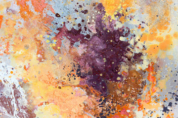 Abstract picture for your perfect new interior.