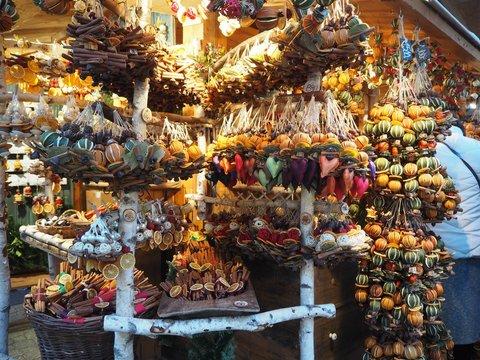 Budapest Christmas Fair / Market and Winter Festival in Hugary