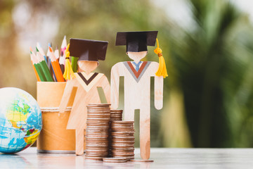 Idea investment for education learning scholaship financial fee,model people with model global in university knowledge achievement for study abroad international,grant payments made to support student