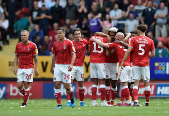 Championship - Charlton Athletic v Stoke City