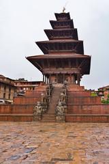Bhaktapur,Nepal,9,2007;the jewel of the Kathmandu valley before earthquake