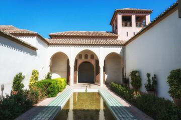 Alcazaba, Andalusia, Spain