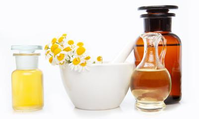 Folk medicine - natural therapy.