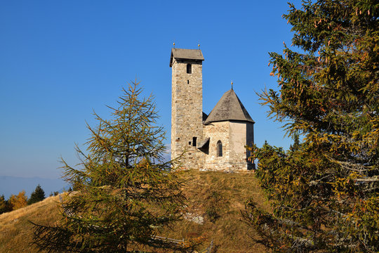 St. Vigilius Kirche am Vigiljoch