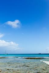 Canvas Prints Ocean The azure sea