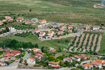 Metula is the most northern town in Israel