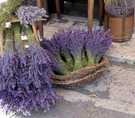 Türaufkleber Lavendel vente de lavande