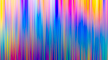 Abstract holographic rainbow color soft  blurred background
