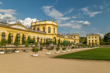 Orangery in Kassel, Hesse, Germany