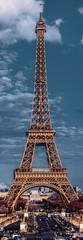 Tour Eiffel très haute résolution