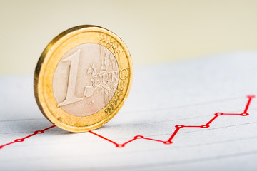 Rate of euro (shallow DOF).