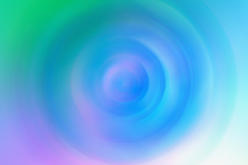 Beautiful,blue and aqua, swirl blurry background